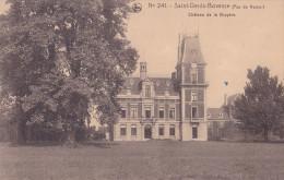 SAINT-DENIS-BOVESSE : Château - La Bruyère