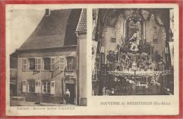 67 - HERBITZHEIM - Epicerie Mercerie Michel WAGNER - France