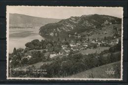 CPSM: 74 - TALLOIRES - VUE GÉNÉRALE , ROC DE CHÈRE - Talloires