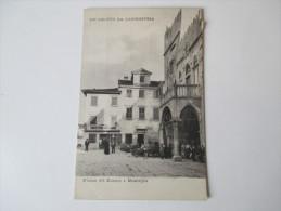 AK 1907 Österreich / Slowenien. Un Saluto Da Capodistria. Piazza Del Duomo E Municipio. - Slowenien