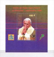 VISITA VIAGGIO PAPA GIOVANNI PAOLO II In Rwanda - 1990-99: Neufs