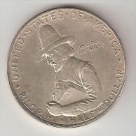 *USA Half Dollar 1920 PILGRIM TERCENTENARY LOOK !!!! - Bondsuitgaven