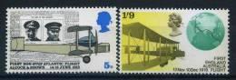 .1969 Gran Bretagna, Raid Aerei , Serie Completa Nuova (**) - Nuovi