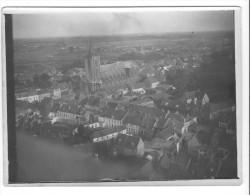 Saint-Amand-les Eaux (59) - Photo Aérienne (120 Mm X 90). L'Eglise St-Martin. Bon état. - Saint Amand Les Eaux