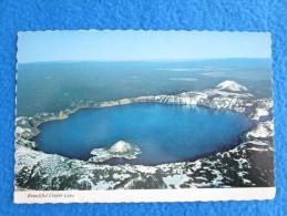 Beautiful Crater Lake - Non Classés