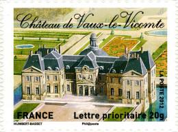 YTA731 FRANCE An.2012 Autoadhésif Château De Vaux-le-Vicomte (Île-de-France) - Francia