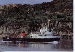 MV Lochmor Construit En 1979 Par Ailsa Shipbuilding Co Troom (caledonian MacBrayne) - Ferries
