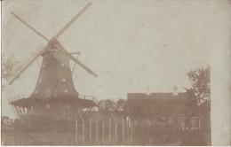 Orig. Foto Flensburg?! Mühlen-Molen Moulin,gelaufen Nach Norddorf Amrum - Moulins à Vent
