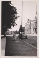 FINLANDE,SUOMI FINLAND,SUOMEN TASAVALTA,SATAKUNTA,PORI EN 1952,BJORNEBORG,PAVES,MAI RIE - Lieux