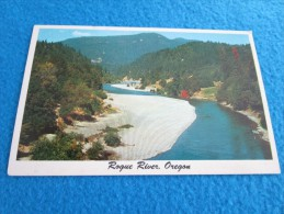 Rogue River, Oregon. Famed For Its Steelhead And Trout Fishing..... - Non Classés