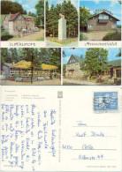 AK Frauenwald, Rennsteig, Milchbar, Monument, Waldcafe, Biergarten - Neustadt / Orla