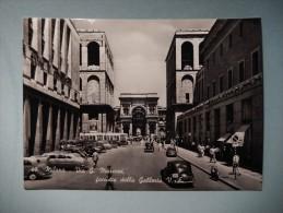 Milano - Via G. Marconi, Facciata Della Galleria V. E. - Milano (Milan)