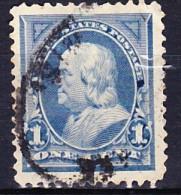 ETATS UNIS D'AMERIQUE 1894 YT N° 97 Obl. - Oblitérés