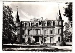 37 - Joué Les Tours - Le Clos Saint Victor (château) - Editeur: Combier N° 122 - France