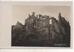 Nr. 3441,  FOTO-AK , Conegliano 1917/18 - Treviso