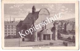 Reichenberg, Jubiläumskirche  1927  (z1933) - Sudeten
