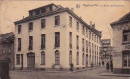 Heyst-sur-Mer 106: La Maison Des Mutualistes 1931 - Heist