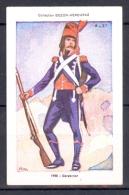Chromo Bozon-Verduraz  REVOLUTION  SERIE A-27 - Trade Cards