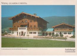 SALISBURGO     GOLFCLUBHOTEL  JUNGER  ROMER         (NUOVA) - Hotels & Gaststätten