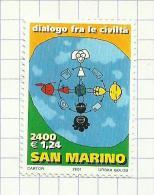 Saint-Marin N°1770 Neufs Avec Charnière Côte 3.75 Euros (sous Faciale) - San Marino