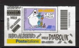 BELLISSIMO FRANCOBOLLO ITALIA REPUBBLICA NUOVO CODICE A BARRE 2009 184 - 6. 1946-.. Repubblica