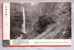 CPA - Japon - Nikko National Park - Kegan-no-taki Fall - Japan