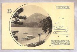 CPA - Japon - Nikko National Park - Uta-Ga-Hama Lake-shores - Japan