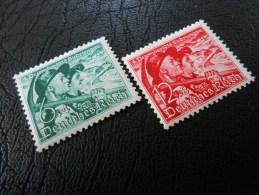 D.R.Mi 684y+685* Abstimmung Sudetenland - 1938 - Unused Stamps