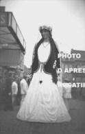 Ath Melle Victoire Photo Reproduite D´après Négatif - Ath