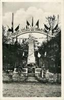 38 - Plateau Des Petites Roches - Monument Aux Morts De St-Hilaire Du Touvet - Isère - Voir Scans - Saint-Hilaire-du-Touvet