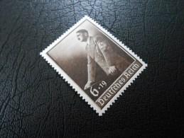 D.R.Mi 694 - 6+19Pf** - Tag Der Arbeit -.A.Hitler 1939 - Unused Stamps