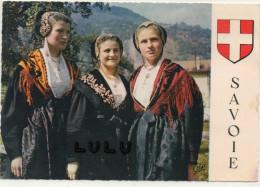 DEPT 73 : La Haute Tarentaise , Tarines En Costumes Du Dimanche - France