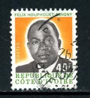 Côte D´Ivoire 1976 Y&T 433B ° - Côte D'Ivoire (1960-...)