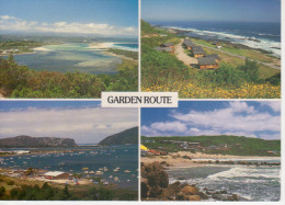 GARDEN ROUTE   KEURBOOMS RIVER MOUTH AT PLETTENBERG BAY  ETC.       (NUOVA) - Sud Africa