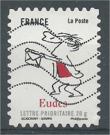 """France, Le Petit Nicolas, """"Eudes"""", 2009, VFU - France"""