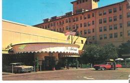 Los Angeles Ambassador Hotel  Vintage car