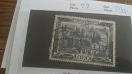 LOT 241798 TIMBRE DE FRANCE OBLITERE N�29 VALEUR 30 EUROS