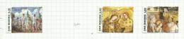 Saint-Marin N°2050, 2052, 2053 Neufs  (sous Faciale) - Saint-Marin