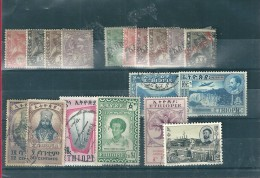 Ethiopia Mixed Lot (see Scan), High Cat Value - Stamps