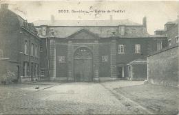 Gembloux - Entrée De L'institut Saint-Guibert - 1910 ( Voir Verso ) - Gembloux