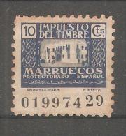 Impuesto De Marruecos - Spanish Morocco