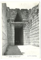 Grecia,Micene - The Treasury Of Atreus. - Grecia