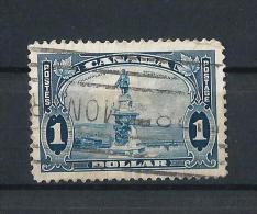 CAN04) CANADA 1935 -Champlain Monument Quebec- SCOTT. N. 227 USED - Usati