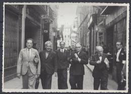 "PERPIGNAN - AOUT 1944 -  LIBERATION -  Personnalités - Avec Mr Félix Mercader Maire ""  TB - LOT Réservé Au Pseudo ""SIMI"" - Perpignan"