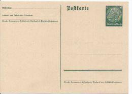 3339/ Deutsches Reich Ganzsache P 226 Ungebraucht/ * - Ganzsachen