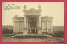 Ethe - Monument élevé ...  Victimes Civils Et Militaires De Ethe Et Latour - 1930 ( Voir Verso ) - Virton