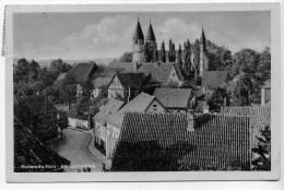 Gernrode Bei Quedlinburg. Am Spittalplatz, 1956. Kleinformat - Deutschland