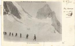 CHASSEURS ALPINS .... 11 BCA ... COL DE LA GRANDE CASSE - Militaria