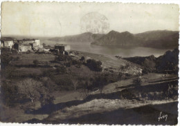 2 A  -   PIANA -  Un Coin Du Village Et Golfe De Porto- Circulée  1937 - France