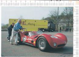 FRANCORCHAMPS   - Mai  1999  -   Une Petite Poussée - Grand Prix / F1